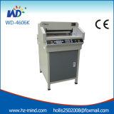 Автомат для резки резца 18inch диаграммы конторских машин (WD-4606K) бумажный