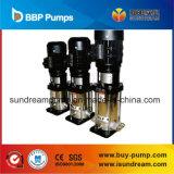 Rcdl / serie Rqdl luz vertical bomba multietapa con bomba de agua