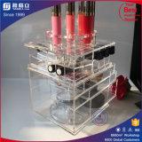 Fabricantes de acrílico de la visualización del lápiz labial del nuevo diseño de la fábrica de China