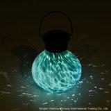 شاش شكل [بورتبل] [كلور بوإكس] ضيائيّة شمسيّ زجاجيّة زخرفة ضوء