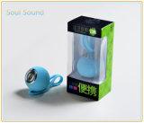 Altavoz sin hilos portable de Bluetooth del precio de fábrica mini con el diseño impermeable del deporte (ID6012)