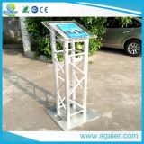 Bewegliches Truss Podium mit Different Shapes für Lecture Acrylic Podium Pulpit Lectern