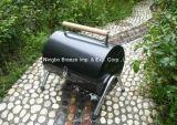 Griglia nera all'ingrosso del BBQ del carbone di legna della stufa