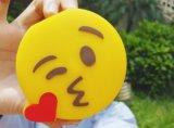 Batería linda portable de la potencia de la historieta de la batería de Emoji para todo el teléfono móvil