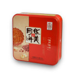 Lata de estaño metálica útil conveniente para el embalaje de los condimentos