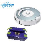 Batería de gran capacidad de alta calidad de 14.4V 3000nah NiMH para Roomba