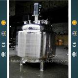 Recipiente de reacción de acero inoxidable 5000L bobina de calentamiento químico