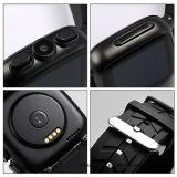 """1.54の"""" Doogee S1 Uc08のスマートな腕時計のアンドロイド4.4 Mtk6572 2g/3G SIMのカードサポート心拍数のモニタGPS WiFi Bluetooth"""