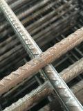 金網の溶接機ライン