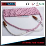 95 talons en céramique roses d'alumine
