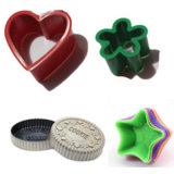 Molde plástico de decoração Eco-Friendly do biscoito das ferramentas