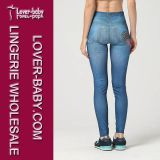 Calzamaglia molli L97039 delle ghette dei pantaloni elastici scarni caldi sexy delle donne