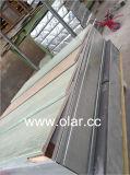 Panneau de voie de garage de ciment de fibre