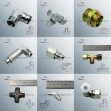 Garnitures hydrauliques de cuir embouti de tuyau d'émerillon hydraulique de garnitures