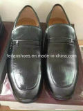 도매 늦게 남자 고전적인 가죽 신발 사업 가죽 신발 주식 (FF328-6)