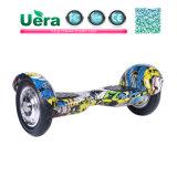 Электрический скейтборд самокат Hoverboard 10 дюймов электрический