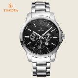 Reloj del deporte de la alta calidad con la pulsera popular Watch72229 de la aleación de los hombres de la manera del calendario