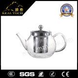 Создатель чая, нержавеющая сталь Infuser/фильтр/чайник термостойкого стекла стрейнера прозрачный