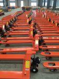 O Ce certificou Transpallet hidráulico usado no armazém