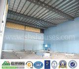 Edifício estrutural de aço verde de poupança de energia da construção