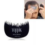 O Optimizer da linha fina das fibras do edifício do cabelo de Toppik para a ajuda começ a linha fina dianteira natural