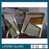 De opgepoetste Duidelijke Spiegel van de Muur van de Spiegel van het Aluminium