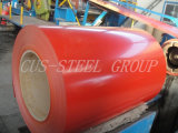 La couleur a enduit galvanisé couvrant l'acier/bobine en acier galvanisée enduite d'une première couche de peinture