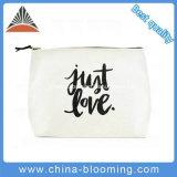 Malote cosmético da beleza do saco da lavagem da composição do lazer da lona