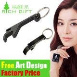 Giftのための高品質のZinc Alloy PVC Custom Keyring