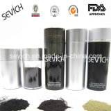 Amostra livre do material do pó do algodão da solução da perda de cabelo das fibras do edifício do cabelo