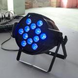 Aluminium-LED Stadiums-Licht des Fachmann-12X15W Rgbaw