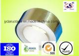 Bande à revers adhésif de papier d'aluminium de tissu de fibre de verre