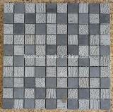 Neue Korb-Wellen-Marmor-Mosaik-Fliese, Mosaik für Fußboden