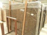 Мрамор кофеего для строительных материалов и Countertops