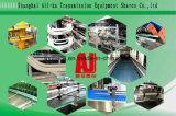 (Har008) de Transportband van de Riem van het Roestvrij staal van de Apparatuur van de Transmissie van de Drank
