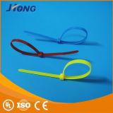 Cinta plástica de nylon em 2.5*100 amarelo milímetro