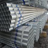Tubulações de aço galvanizadas a quente soldadas