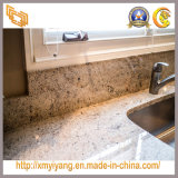 Kitchen Bathroom Vanity Top를 위한 브라질 Millennium Cream White Granite Countertop