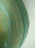 Sombrero de paja de papel mezclado del sombrero de ala del color el 100%