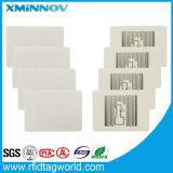 RFID Besetzer-Beweis-Kennsatz-Chip zerstören Warnungs-Marke