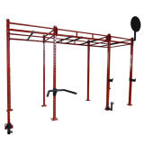 Équipement de fitness Machine de force Crossfit Pull up Bar Rig (434872)