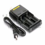 De Lader van Nitecore Sc2 voor E Cig 18350 18650 26650 Batterijen