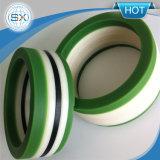 Joint en caoutchouc hydraulique de tissu du joint FKM/NBR/HNBR/Cotton de V-Emballage