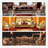 Sofá da tela com cadeira do sofá e frame de madeira do sofá (YF-D962)