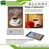 Stab-/Gaststätte-Kaffeestube-Menü-Standplatz-Energien-Bank 10000mAh mit Verschluss