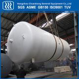 Réservoir de Storgage de gaz d'azote ou d'argon d'oxygène liquide