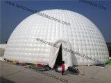 Nähender riesiger Iglu, der aufblasbares Haube-Zelt Wedding ist