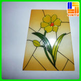 Pvc Printing Foam Board van Design van de douane UV voor Decoration