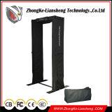 Détecteur de métaux portatif de passage arqué de scanner noir de grille