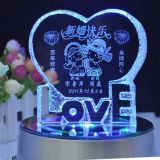 Laser Engraving Machine Made di cristallo di Hsgp-4kb 3D Foto in Cina